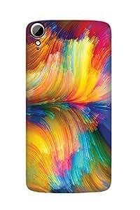 ZAPCASE PRINTED BACK COVER FOR HTC Desire 828