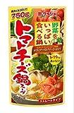 ダイショー 野菜をいっぱい食べる鍋トマトチーズ鍋 750g×10袋 鍋の素