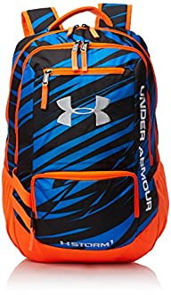 Under Armour Hustle II Backpack, Blue…