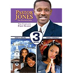 Pastor Jones / Ladies of the Church / Saving Grace