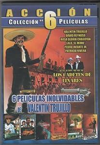 Amazon.com: 6 Peliculas Inolvidables De Valentin Trujillo [El Hijo Del