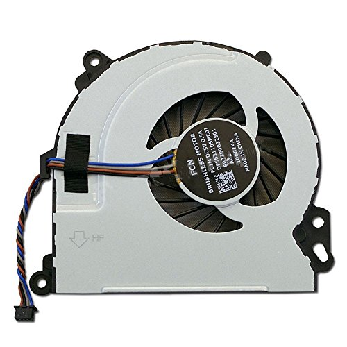 FEBNISCTE New CPU Cooling Fan For HP ENVY TouchSmart 17-j017