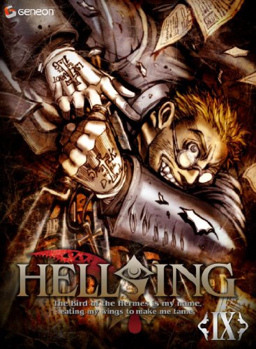HELLSING OVA IX Blu-ray 〈初回限定版〉 [Blu-ray]