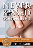 Never Kissed Goodnight (Leigh Koslow Mystery Series, Book 4)
