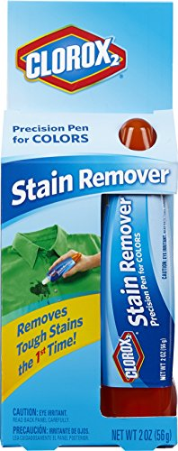 Clorox 2 Laundry Stain Fighter Pen for Colors, 2 Ounces (Pack of 3)
