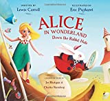 img - for Alice in Wonderland: Down the Rabbit Hole book / textbook / text book