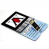 Mxnpolar Hunter x Hunter Hunter Hunter Cosplay 4G/ 8G /16G U Disk USB Flash Drive (8G)