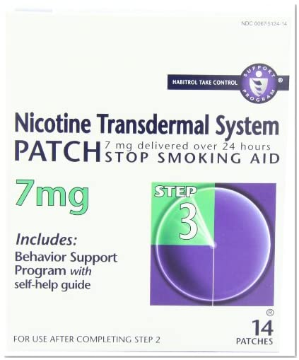 NiQuitin 7 mg transdermal patches - Summary of Product