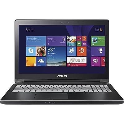 """Asus Q551LN-BSI708 15.6"""" 2-in-1 Notebook PC - Intel Core i7-5500U 2.4GHz 8GB 1TB DVDRW NVIDIA 2GB GT 840M Windows 8.1 (Certified Refurbished)"""