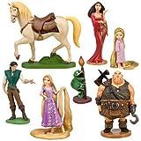 Disney Tangled Rapunzel Figure Play Set -- 7-Pc.