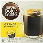 Nescafe Dolce Gusto Caffe Grande 16 c...