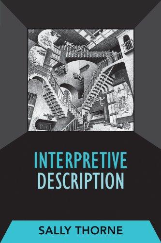 Interpretive Description (Developing Qualitative Inquiry) PDF