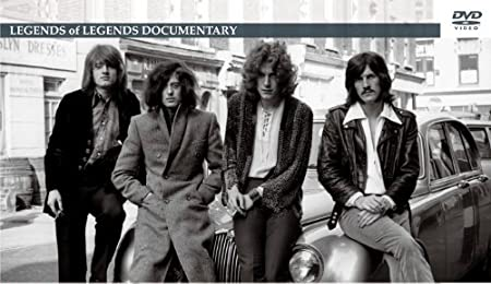 【Amazon.co.jp限定】LEGENDS of LEGENDS DOCUMENTARY LED ZEPPELIN [DVD]