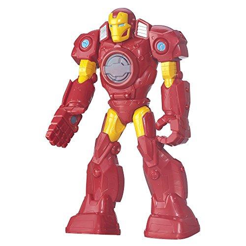 Playskool Heroes Marvel Super Hero Adventures Mech Armor Iron Man (Marvel Iron Man Suits compare prices)