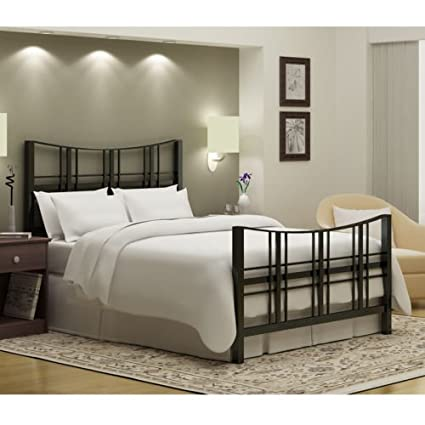 Queen Size Beds, Furniture Comes with Headboard, Footer and Bed Frame, This Beautiful and Modern Queen Size Bed Is Sure to Lift Your Bedroom Style. Does Not Require a Box Spring, Mattress in Picture Is Sold Separately, Enjoy the Comfort of This New Bed. L