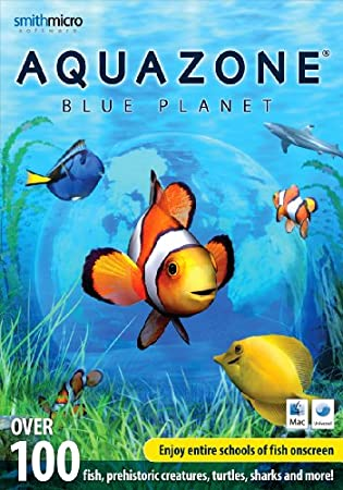 Aquazone Blue Planet for Mac [Download]