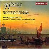Holst: ?uvres pour orchestre