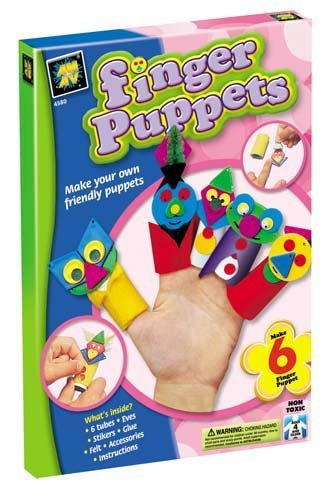 Finger Puppets - Made in Israel - 1