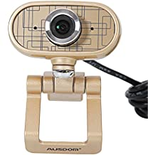 HODELY AUSDOM AW920 USB 2.0 Full HD 1080P Webcam Video Camera With MIC For PC Desktop Laptop