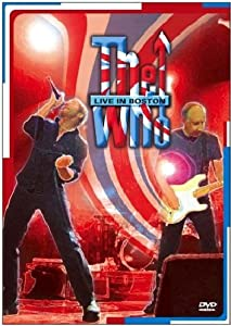 The Who - Live In Boston Dvd [2003]