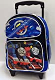 Thomas and Friends Medium (Toddler) Sized Rolling Backpack