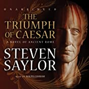 The Triumph of Caesar: A Novel of Ancient Rome | [Steven Saylor]