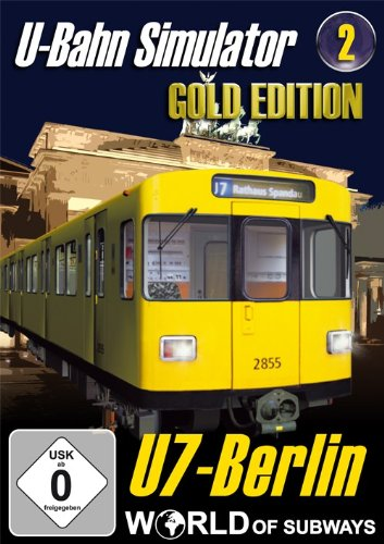 World of Subways Vol. 2 (U7 Berlin) Gold Edition - [PC]