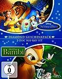 Image de Disney's - Die Schöne und das Biest & Bambi [Blu-ray] [Import allemand]