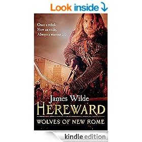 Hereward: Wolves of New Rome (Hereward 4)