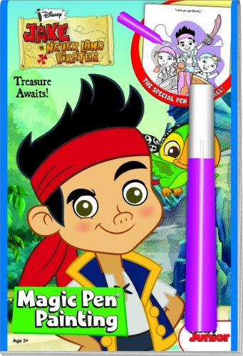 Jake and the Never Land Pirates Magic Ink