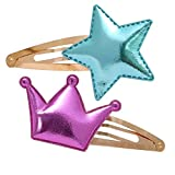 Super Drool Starry Princess Tic Tac Clips For Kids