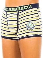 Baci & Abbracci Pack x 2 Bóxers (Amarillo / Azul Marino / Gris Claro)