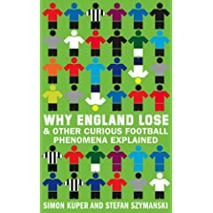 Book Review: Why England Lose