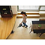 blackdecker bdh2400fh 2 in 1 lithium stick vacuum with ora technology 24 volt