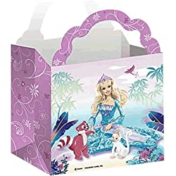 Barbie Island Princess Favor Treat Purse