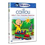 Caillou: Caillou's Train Trip and Other Adventures DVD
