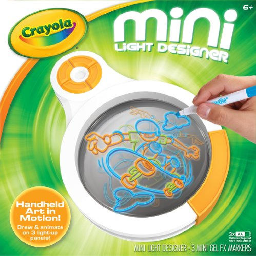 Crayola Mini Light Designer front-1004402