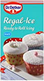 Dr Oetker Regal Ice Ready to Roll Icing White 454 g (Pack of 6)