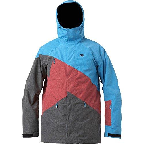 DC Men's Wishbone Jacket, Blue Jay, X-Large DC B00757YPR0