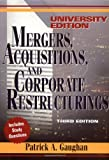 img - for Mergers, Acquisitions, and Corporate Restructurings (Wiley Mergers and Acquisitions Library) book / textbook / text book