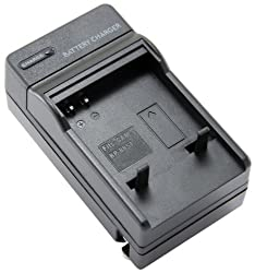 STK's Samsung BP85ST Camcorder Battery Charger - for Samsung HMX-H100, HMX-H100N, HMX-H104, HMX-H104BN, HMX-H105, HMX-H105BN, HMX-H106, HMX-H106BN, HMX-H106SN from STK/SterlingTek