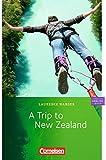"""Cornelsen English Library - Fiction: 6. Schuljahr, Stufe 2 - A Trip to New Zealand: Lektüre zu """"English G 21"""". Mit Aufgaben und Activities"""