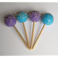 Cake Pops Purple And Blue Set Of 4 Perfect For 18 Inch American Girl Dolls