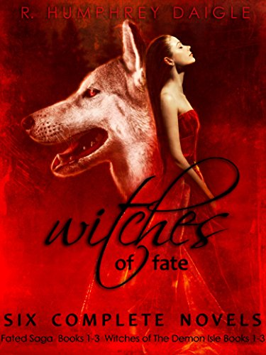 Witches Of Fate Collection by R. Humphrey Daigle ebook deal