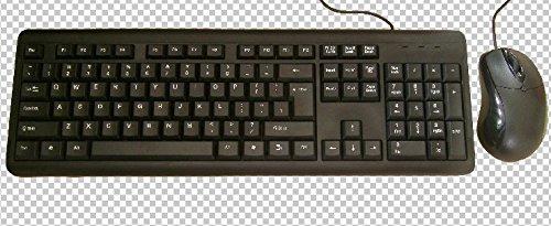 kabelgebundenes Tastatur und Maus