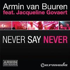 Never Say Never (Alex Gaudino Remix)
