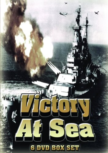 Victory At Sea (WW II) 6 DVD Set