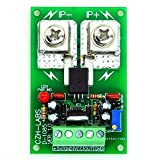 Electronics-Salon Panel Mount +/-100Amp AC/DC Current Sensor Module Board, based on ACS758