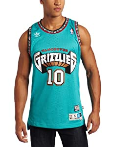 NBA Memphis Grizzlies Mike Bibby Swingman Jersey Turquoise by adidas