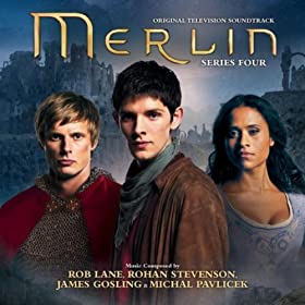 Merlin: Series Four (Original Television Soundtrack)